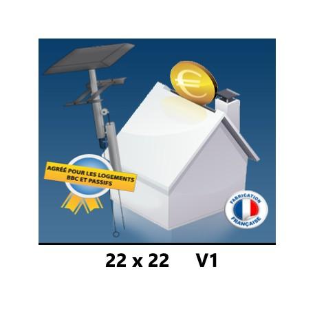 La trappe TI 201 22 x 22 V1